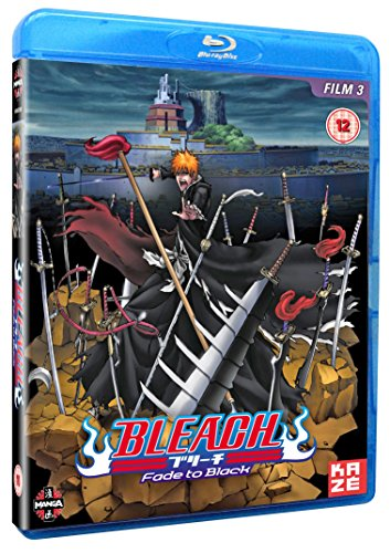 Bleach The Movie 3 - Fade To Black [Blu-ray] [UK Import]