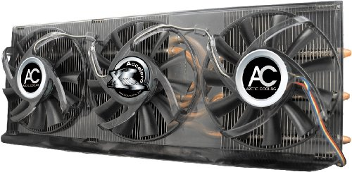 Arctic Grafikkarten Zubehör Kühler Accelero Xtreme 9800 (Nvidia Geforce 9800 Gtx)