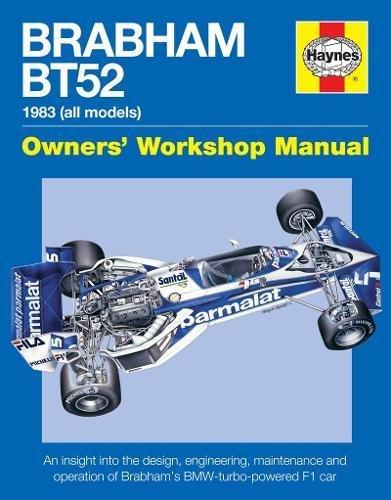 Brabham Bt52 Owners' Workshop Manual: 1983 (all models)