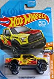#9: Tiny Toes Hot wheels 17 Ford F-150 Raptor