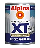 Alpina Lack Kunstharzlack XT Heizkörperlack hochglänzend 250 ml