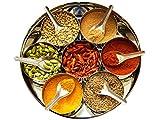 Curry-Gewürz-Set - 10 Nachfüllpackungen + 1 Packung Bockshornkleesamen gratis