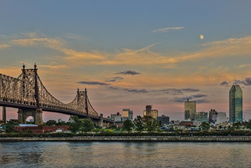 f-m-kearney-design-pics-moonrise-over-queensboro-59th-street-bridge-and-the-citibank-building-queens