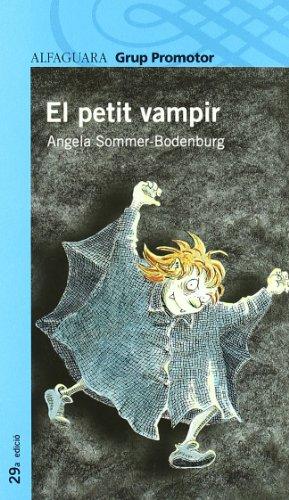 Portada del libro PETIT VAMPIR CATALAN (Proxima Parada 10 Años)