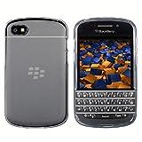 mumbi TPU Schutzhülle BlackBerry Q10 Hülle transparent