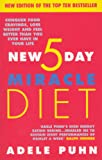 The New 5 Day Miracle Diet is a weight-loss and high-energy programme that changes your body chemistry so you will never have to diet again. Based on the simple idea that the reason we gain weight is because we cannot control food cravings, this prog...
