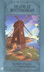 Death at Rottingdean by Robin Paige (1999-03-01)