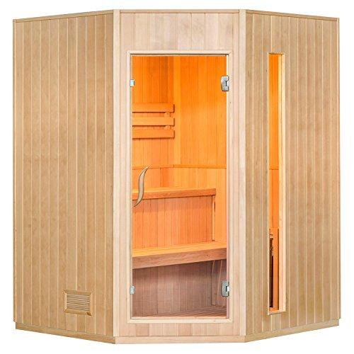 Traditionelle Saunakabine - Finnische Sauna Aarhus