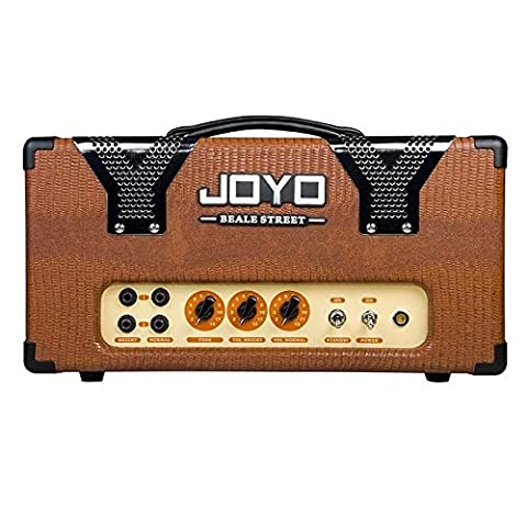 JOYO Beale Street Tube Head - 12 Watt Classic Blues (12 Guitar Amp)