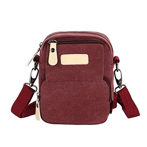 borsa a tracolla Ms./Messenger Bag/stoffa tempo libero/borse diagonali/borsa di tela-C C
