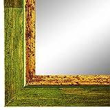 Online Galerie Bingold Spiegel Wandspiegel Grün Gold 30 x 90 cm - Modern, Vintage, Shabby - Alle Größen - Made in Germany - AM - Catanzaro 3,9