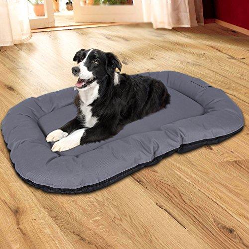 Songmics Hundebetten Wasserdicht und schmutzabweisend Hundedecke Hundekissen – XL 100 x 70 cm PGW70G - 2