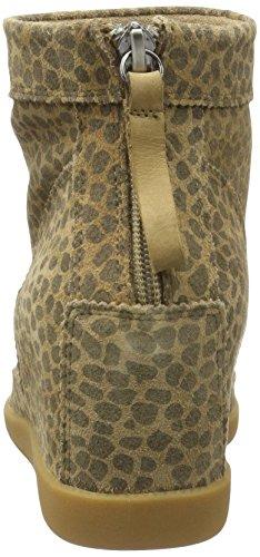 Shoe the Bear Emmy Leo, Sneakers Hautes Femme Marron (130 Brown)
