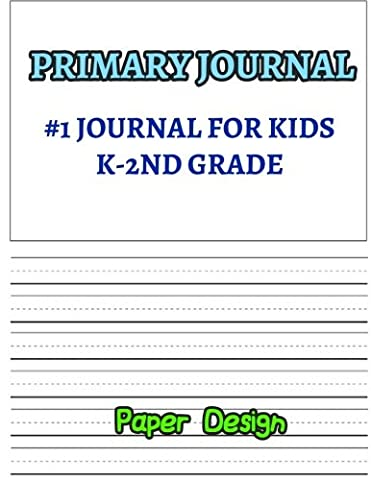 Primary Journal: Black Marble,Composition Book, draw and write journal, Unruled: