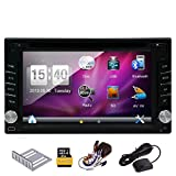 "Best Pupug Car Stereo Systems - Pupug 6.2"" Inch Double 2 Din in Dash Review"