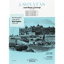 5 Sonatas - B.3860