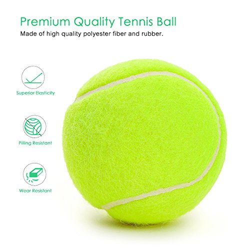 Zoom IMG-1 omorc 12 palle da tennis
