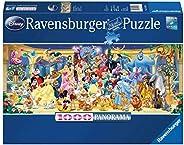 Ravensburger 151097 Disney Pussel, Flerfärgad, 1000 bitar