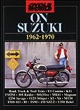 """""""Cycle World"""" on Suzuki, 1962-1970"""