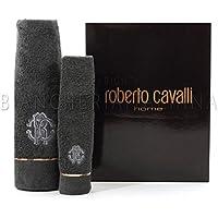 ROBERTO CAVALLI HOME COPPIA ASCIUGAMANI BASIC COLORE