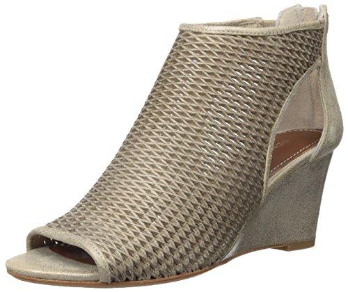 Donald J Pliner Frauen Platform Sandalen Beige Groesse 7.5 US /38.5 EU Back Platform Sandal