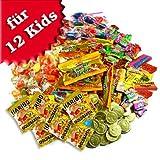 Schultütenfüllung mit 9 verschiedenen Süßigkeiten
