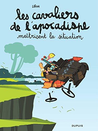 Les Cavaliers de l'apocadispe - tome 1 - maitrisent d'occasion  Livré partout en Belgique