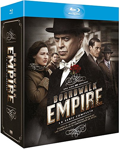 Boardwalk Empire Pack - Temporada 1-5 [Blu-ray]