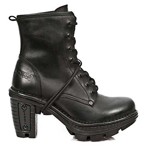 New Rock Neotrail Schwarz Stiefel M.NEOTR008-S18 BLACK, BLACK