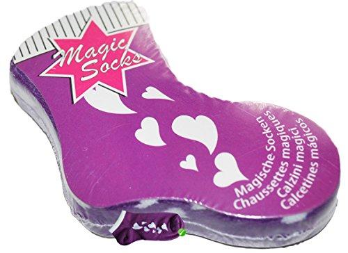 Preisvergleich Produktbild Magic Socks Zaubersocken Zauberstrümpfe Magische Socken Herzen Gr. 35-42