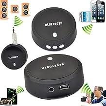 Generic NV _ 1001002218_ YC-UK2phonec un adaptador manos libres IC AU Bluetooth 4.0NFC eceiv apter AUX del coche música receptor de audio aptX sfree para iphone Bluetoo