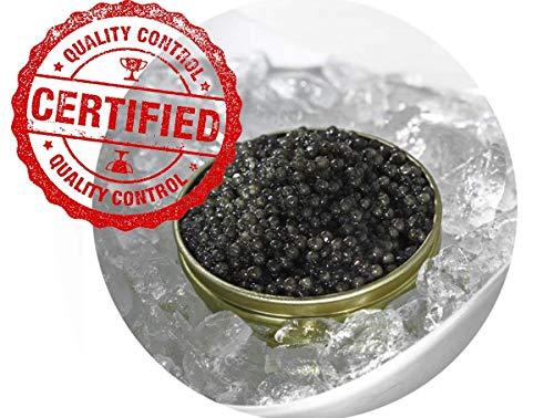 Beluga Kaviar im Glas (2 Unze (56g)) - Zwei 2-unze-gläser