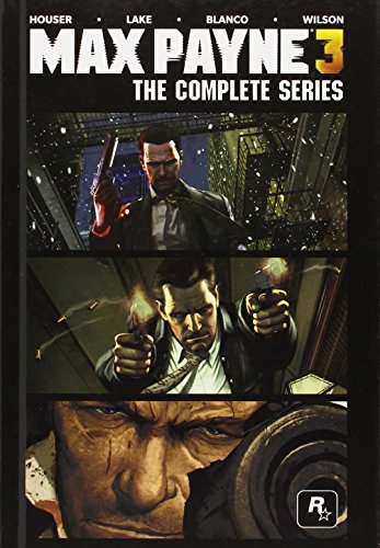 MAX PAYNE 03 COLLECTED ED HC (Max Payne 3)
