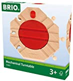 BRIO World Railway Track - Mechanical Turntable