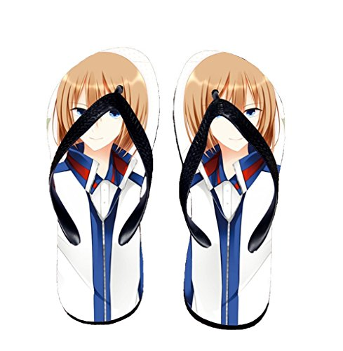 Bromeo The Prince of Tennis Anime Unisexe Flip Flops Tongs 775