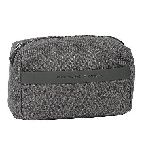 PORSCHE DESIGN Cargon 3.0 Wash Bag SHZ Dark Grey