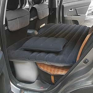 Materasso gonfiabile per automobile per sedili posteriori for Materasso per auto