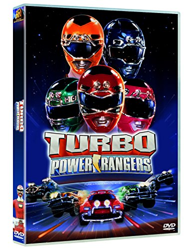Turbo Power Rangers (Import Dvd) (2003) Johnny Yong Bosch; Jon Simanton; Kai D