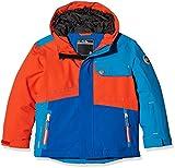 Dare 2b Kinder bis der Wasserdicht Isolierte Jacken, Kinder, Rouse Up, Gelb/Orange, Size 5-6