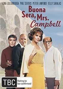 Buona Sera, Mrs Campbell (NTSC) (REGION 0)