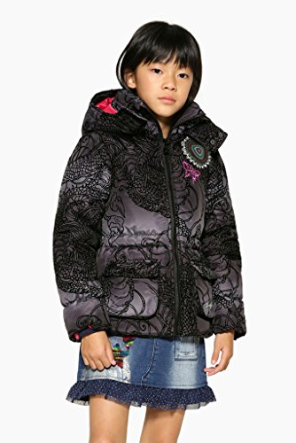 Desigual Girl's Abrig_cardedeu Coat