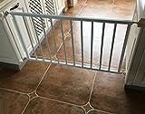 Punch-free Tür Für Kinder Fenstergitter Bodentiefe Fensterschutzfenster Hochhausschutznetz Balkon Fenstergeländer (größe : 80cm) Test