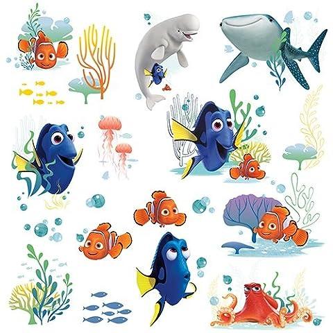 La Maison Et Le Monde - Room Mates Stickers Muraux Le Monde de