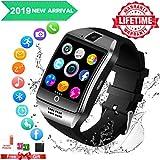 Best Relojes de pantalla táctil - Smartwatch con Whatsapp,Bluetooth Smart Watch Pantalla táctil,Reloj Inteligente Review