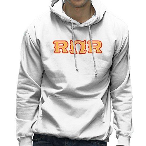 Cloud City 7 Monster University Fraternity Roar Omega Roar Men's Hooded Sweatshirt