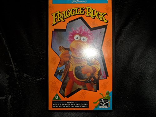 Fraggle Rock - Gobo's School For Explorers / Wembley And The Mean Genie [VHS] [UK Import]