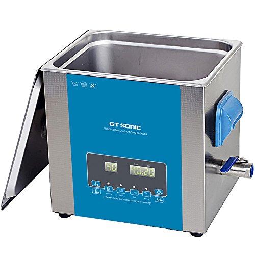 Maschinen-industrielle (maxra 9L 300W Heizung Power mit Degas Funktion Große Industrielle Professionelle Ultraschall-Reiniger Maschine)