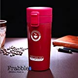 Best Travel Thermos - Frabble8 300 ML Double Wall Vacuum Insulated Travel Review