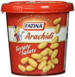 Fatina Arachidi, Tostate e Salate - 200 gr