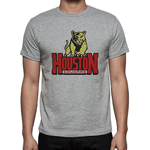Aggie Baseball Heads To The Bayou City Herren T-Shirt Grau